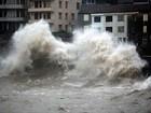 Tufão 'Chan Hom' faz China tirar de casa mais de 800 mil pessoas
