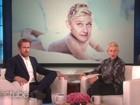 Ryan Gosling mostra 'foto' de filha com Eva Mendes para Ellen Degeneres