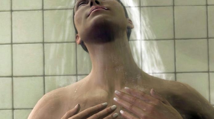 Heavy Rain tem cenas de nudez (Foto: Divulgação/Sony)