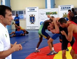 CT das lutas associadas (Foto: Leonardo Fillipo)