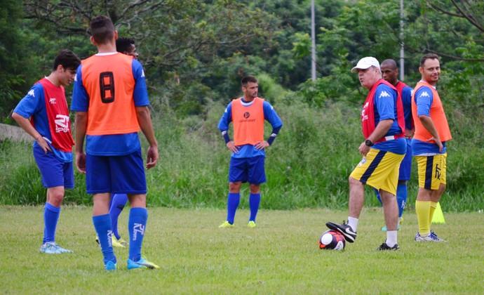 Sao José dos Campos FC treino (Foto  Danilo Sardinha GloboEsporte.com) 26cb759062e4e