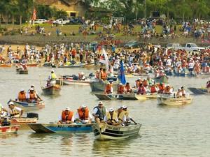 Organizadores estimam reuniam cerca de 30 mil pessoas por dia. (Foto: Marcos Bergamasco/ Secom-MT)