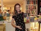 Vídeo: Fernanda Rodrigues fala sobre dieta aos 5 meses de gravidez