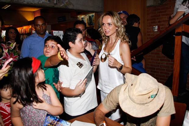 Eliana (Foto: Marcos Ribas/Foto Rio News)