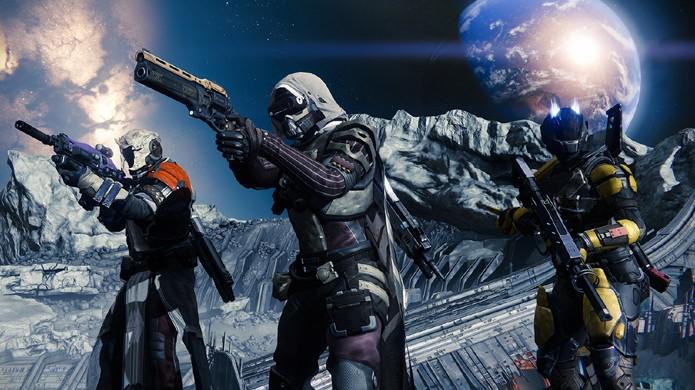 Seu progresso em Destiny poderá ser transferido para a sequência do jogo (Foto: Destiny Wikia)