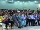 Prefeitos do Maranhão participam de encontro com ministros, em São Luís