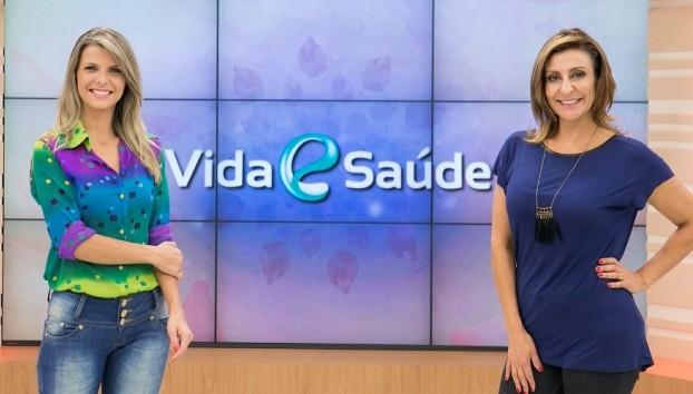 Apresentadoras Mariana Paniz e Laura Medina comandam Vida e Saúde (Foto: Fernando Willadino/Divulgação)
