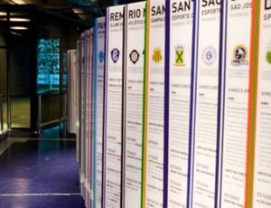 Museu do Futebol, no Estádio do Pacaembu (Foto: Divulgação/Museu do Futebol)