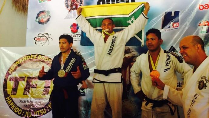 Jimmy Nascimento; Jiu-jítsu; Amapá (Foto: Jimmy Nascimento/Arquivo Pessoal)