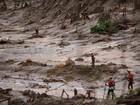 Grupo de trabalho da ONU visita Mariana em MG, afetada por desastre