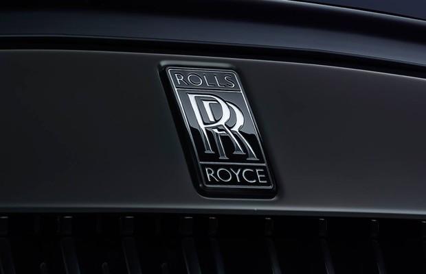 Logo Rolls Royce (Foto: Reprodução/Facebook)