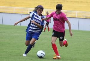 Assermurb 3x1 Atlético Acreano futebol feminino acre (Foto: Francisco Dandão/Arquivo Pessoal)