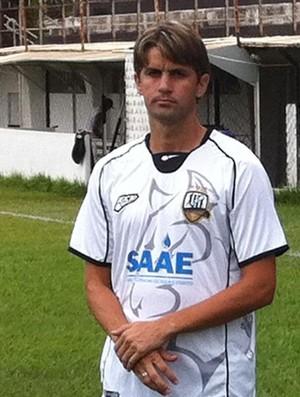 Willian César diz que o grupo não pensa em rebaixamento. (Foto: Diego Souza)