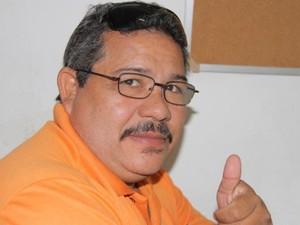 Ubiratan Baia era chefe de transportes e atuava na Secom desde janeiro de 2013 (Foto: Divulgação/Agência Amapá)