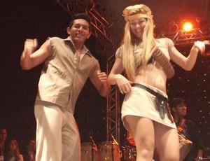 Luis Carlos Cardoso foi dançarino profissional da equipe de Frank Aguiar (Foto: Reprodução/Facebook)