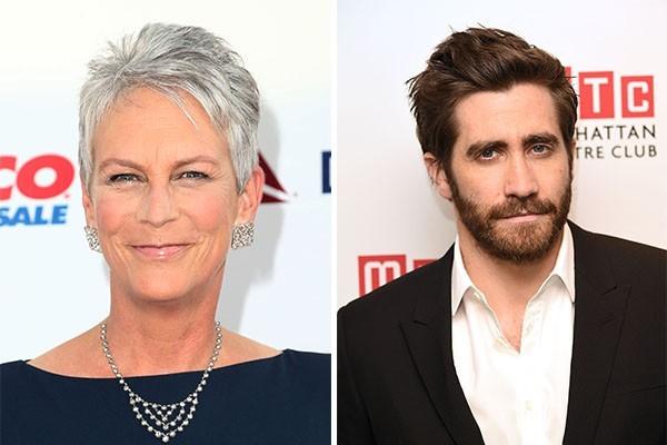 Jamie Lee Curtis e Jake Gyllenhaal (Foto: Getty Images)