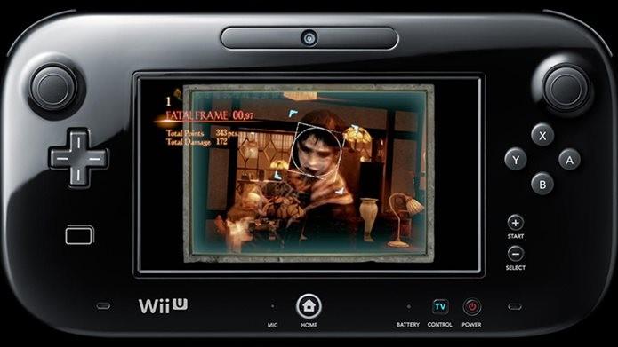 Game utiliza muito bem o gamepad do Wii U (Foto: Divulgação / Koei Tecmo)