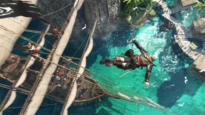 Assassins Creed Black Flag em oferta no Steam (Foto: Divulgação/Ubisoft)
