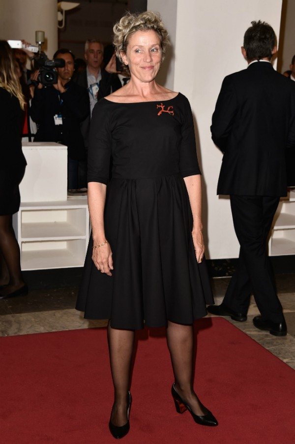 A atriz Frances McDormand (Foto: Getty Images)
