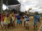 Nascentes Unidos do Morro é campeã do carnaval de Araxá (Maritza Borges)
