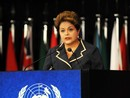 Documento não retrocede, diz Dilma em encerramento (Alexandre Durão/G1)