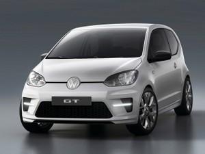 Volkswagen GT Up (Foto: Divulgação)