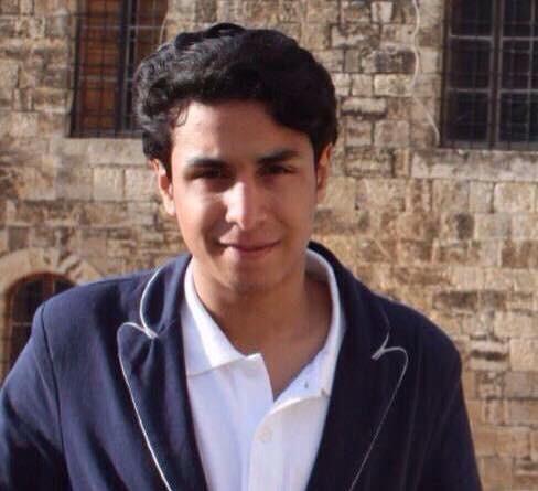 O jovem Ali Mohammed al-Nimr  (Foto: Reprodução/ Facebook)