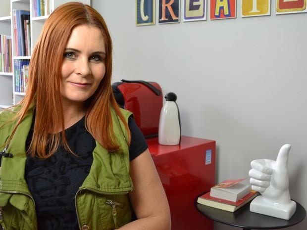 Tais Targa, de 41 anos, é uma das pessoas mais influentes do LinkedIn (Foto: Arquivo Pessoal/ Tais Targa)