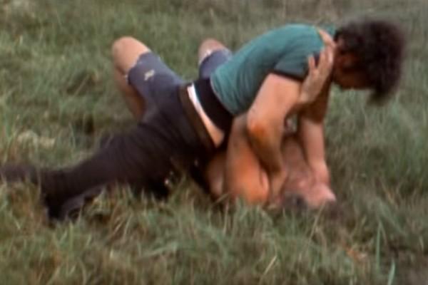 Rip Tornr e Norman Mailer (Foto: Reprodução)