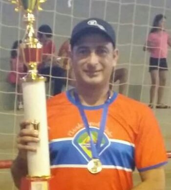 Alessandro Coelho, novo técnico do Plácido de Castro (Foto: Arquivo pessoal)