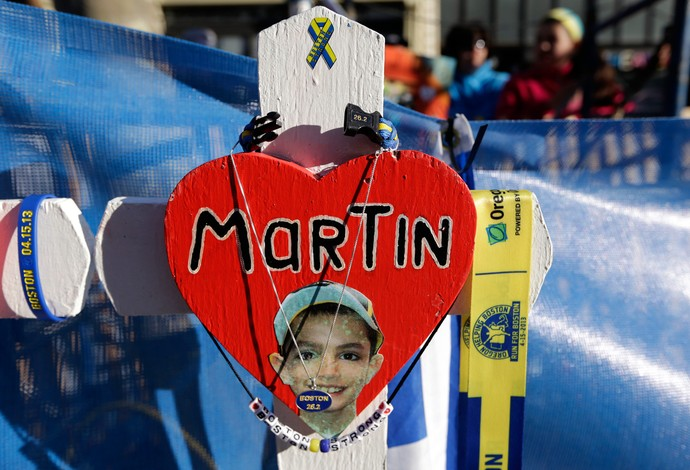 maratona de boston (Foto: AP)