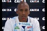 Danilo Pires é apresentado oficialmente pelo Paysandu no Estádio Curuzu