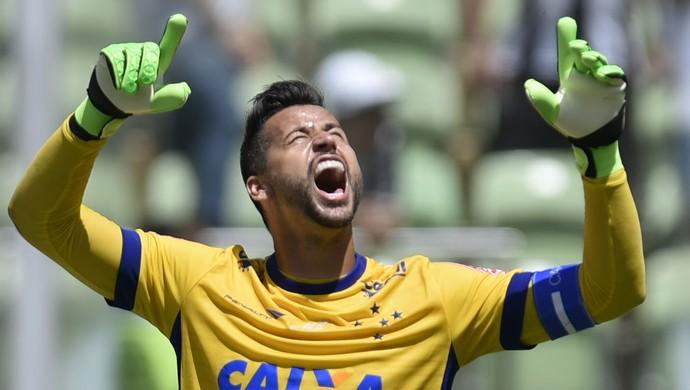 Fábio; Cruzeiro (Foto: Douglas Magno/DM Press)