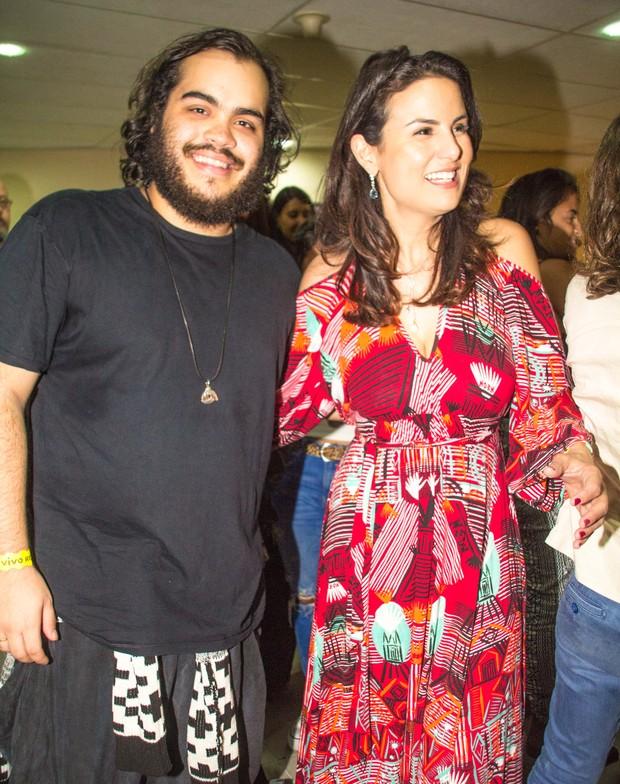 Francisco Gil e Ursula Corona (Foto: Veronica Pontes / Divulgação )