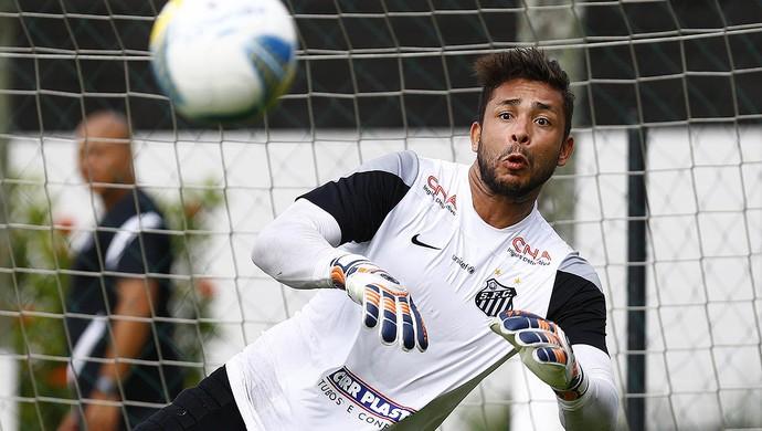 Vladimir Santos (Foto: Ricardo Saibun / Divulgação Santos FC)