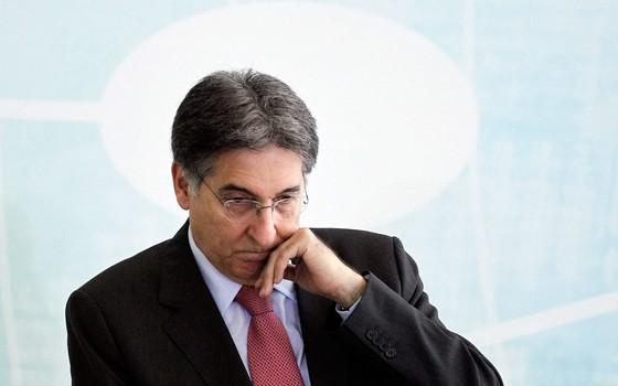 Fernando Pimentel, ex-ministro do governo Dilma e atual governador de Minas Gerais (Foto: Ueslei Marcelino / Reuters )
