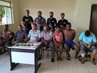 Seis pessoas são presas durante operação da Polícia Civil de Manga