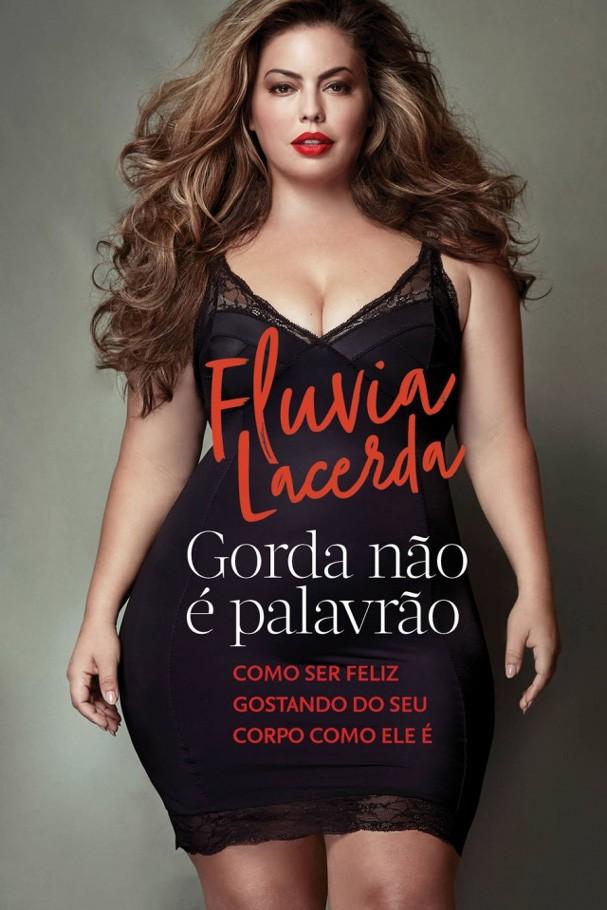 Livro de Fluvia Lacerda já está à venda (Foto: Divulgação)