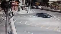 Vídeo mostra infrações no centro de Salvador (Reprodução / Transalavdor)