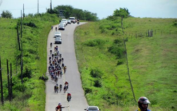Prova ocorreu em Campo do Brito no domingo (Foto: Divulgação/FSC)
