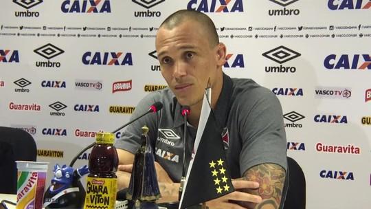 """Leandrão admite após cinco partidas sem marcar: """"Estou bastante ansioso"""""""