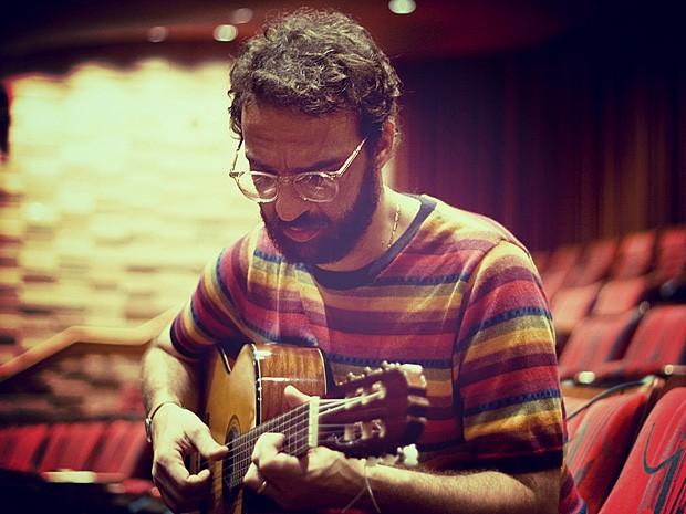 Marcelo Camelo compôs a canção De Onde Vem a Calma há quase dez anos (Foto: Diego Ciarlariello / Divulgação)