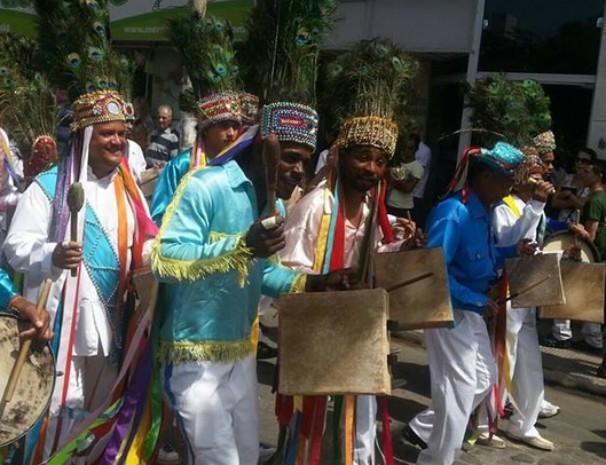 Festas de Agosto são realizadas há 175 anos em Montes Claros. (Foto: Nicole Melhado / Inter TV Grande Minas)