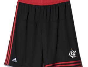 Calção novo Flamengo (Foto: Divulgação)