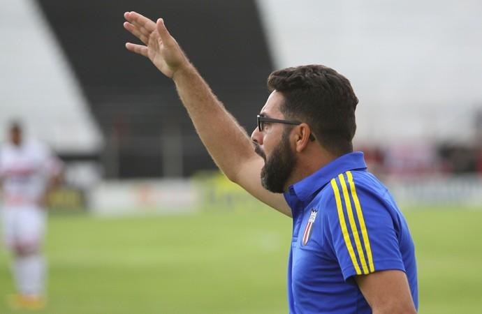 rodrigo fonseca, técnico do botafogo (Foto: Rogério Moroti/Ag. Botafogo)