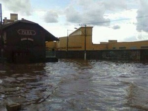 Chuva Pará de Minas2 (Foto: JC Notícias/Divulgação)