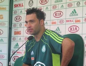 Daniel Carvalho Palmeiras (Foto: Diego Ribeiro / Globoesporte.com)