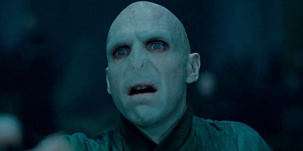 Voldemort (Foto: Divulgação)