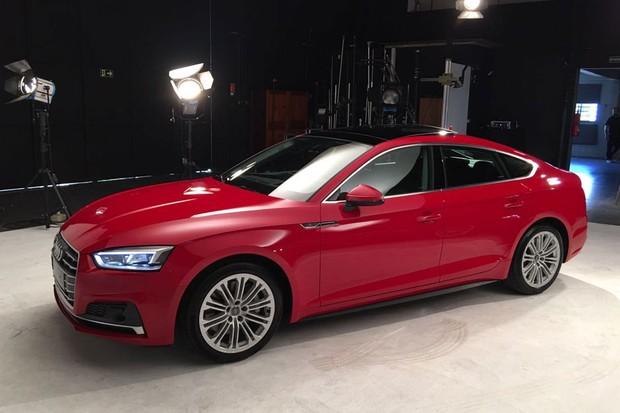 Novo Audi A5 (Foto: Divulgação)