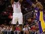 Adeus à la Kobe: ala marca 35 pontos, mas Lakers não seguram J. Harden